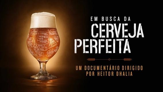 """Lançamento do documentário """"Em busca da cerveja perfeita"""""""